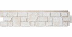 Фасадная панель Grand Line ЯФАСАД Екатерининский камень (Слоновая кость), 1,40м