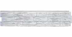 Фасадная панель Grand Line ЯФАСАД Крымский сланец (Серебро), 1,53м