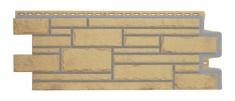 Фасадная панель GRAND LINE Камелот (Горчичный), 1,10м