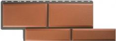 Фасадная панель Камень Флорентийский (терракотовый)