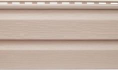 Виниловый сайдинг Kanada Плюс престиж персиковый, 3,66м