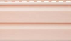 Виниловый сайдинг Kanada Плюс престиж Земляничный, 3,66м