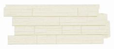 Фасадная панель GRAND LINE Сланец (Молочный), 1,10м