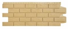 Фасадная панель GRAND LINE Состаренный кирпич (Песочный), 1,10м