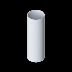 Труба водосточная для водосточной системы Элит белая